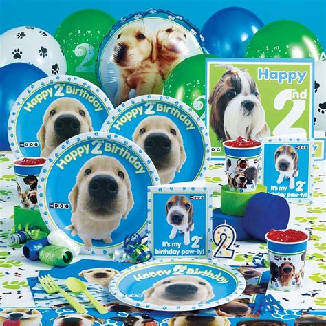 themed birthday party kits 17 best images about dog themed birthday party on