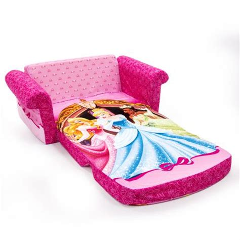 tinkerbell flip open sofa marshmallow flip open sofa disney princess walmart ca