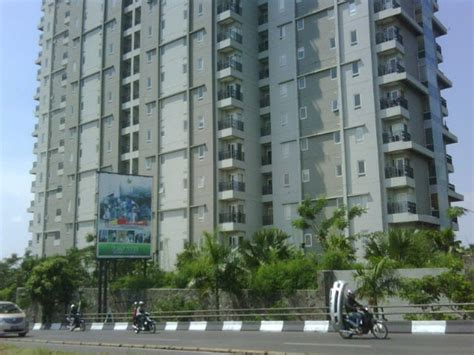panoramio photo  permata hijau residence
