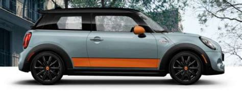 Back For Mini Blue mini brings back blue with special edition 2015 mini