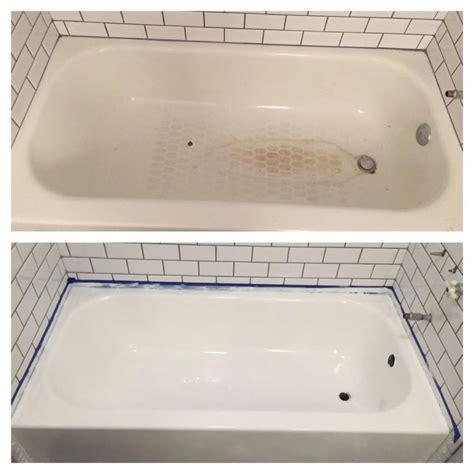 bathtub enamel paint details about rust oleum tub tile refinishing kit
