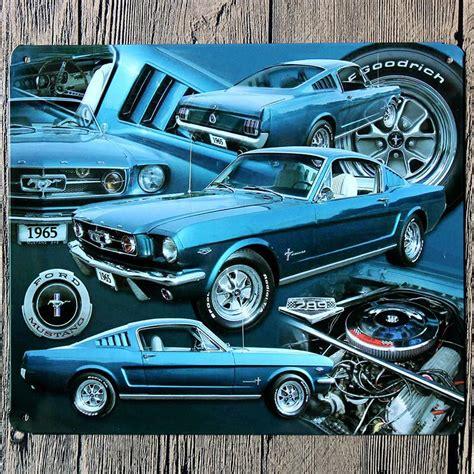 Ford Mustang Auto Zeichen by Online Kaufen Gro 223 Handel Mustang Zeichen Aus China Mustang