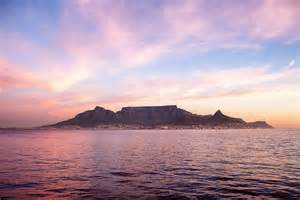 table mountain south africa icon travel all together