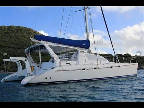 catamaran leopard a vendre catamaran leopard 47 a vendre for sale gaelnautisme youtube