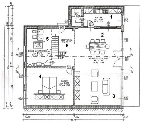 casa sulla cascata pianta da vecchio laboratorio a casa con atmosfere da loft