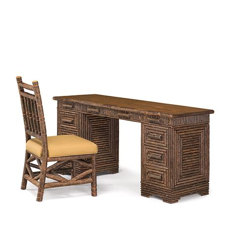Rustic Office Desk Rustic Desk La Lune Collection