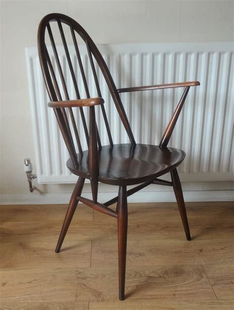 Ercol Quaker Chair by Antiques Atlas Ercol Quaker Carver Chairs