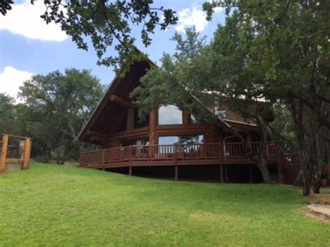 Cabins In Burnet leanin k log home picture of log country cove burnet