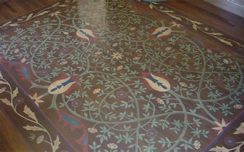 decoration painting stenciled floors decorative painting portfolio ellen