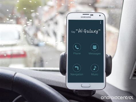 mode for android inside car mode on the samsung galaxy s5 android central
