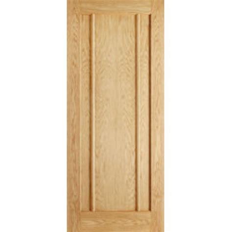 doors lincoln lincoln 3 panel oak door