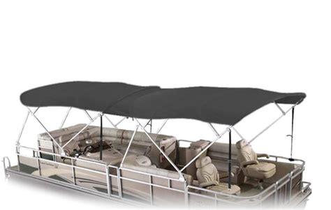 pontoon boat bimini top replacement straps pontoon biminis 204 quot long 54 quot high fits 97 quot 103 quot wide