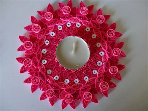 Quilling Home Decor creative art and craft ideas paper quilling for home decor