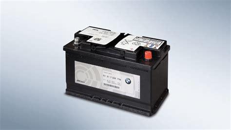 Original Bmw 1er Batterie by Langer Autoh 228 User Shop Aktion Original Bmw Agm