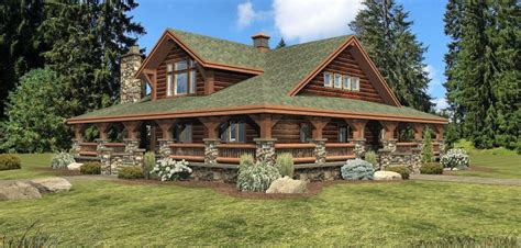 log home floor plans deerfield log home floor plan by wisconsin log homes