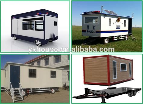 Small Trailer Home Cost Yuke Low Cost Mobile House Small Mobile Home Mobile House