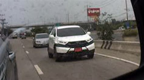Honda Crv All New Turbo 2017 Talang Air List Chrome Mcbc honda crv turbo 2017 sudah sai thailand indonesia kapan