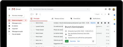 mail gmail gmail la messagerie avec espace de stockage gratuit de