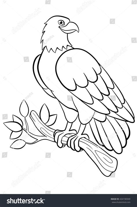 cute eagle coloring pages a bird in the nest coloring page coloring pages of birds