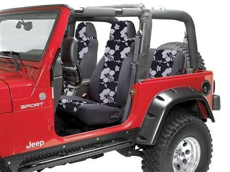 2004 jeep wrangler tj seat covers coverking front seat covers for 03 06 jeep wrangler tj