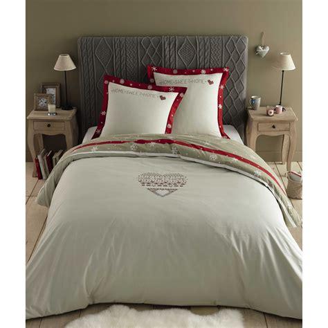 da letto rossa parure da letto rossa in cotone 220 x 240 cm alpaga