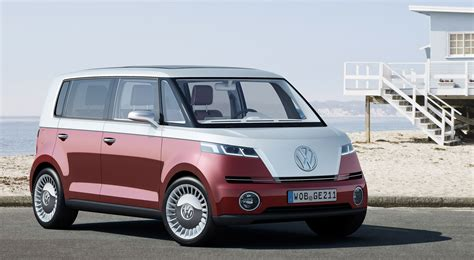 volkswagen microbus the vw microbus is back with a twist nikjmiles com