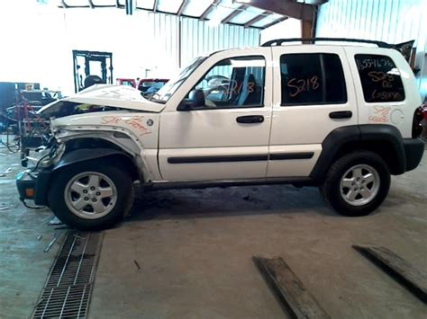 Jeep Liberty Engine 06 Jeep Liberty Engine Ecm 1271747 Ebay