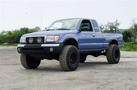 Toyota Trucks For Sale Offroad Package 1999 Toyota Tacoma Trd 4x4 Lifted For Sale