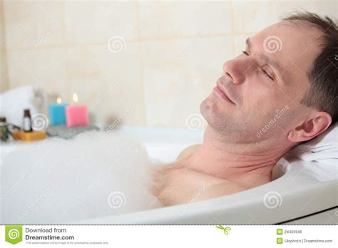 guys having in the bathroom man having a bath royalty free stock image image 24403946