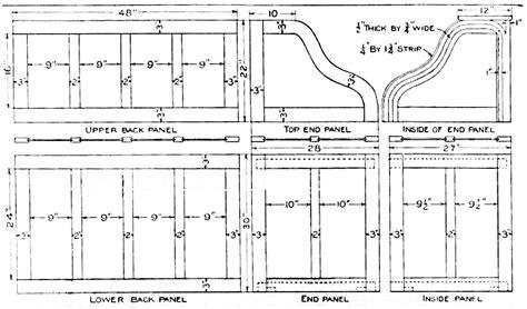 roll top desk plans wood plans roll top desk pdf plans