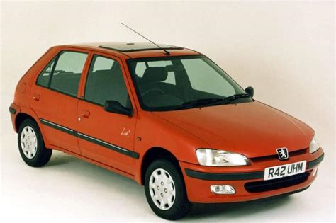 peugeot 106 orange review peugeot 106 1991 2003 used car