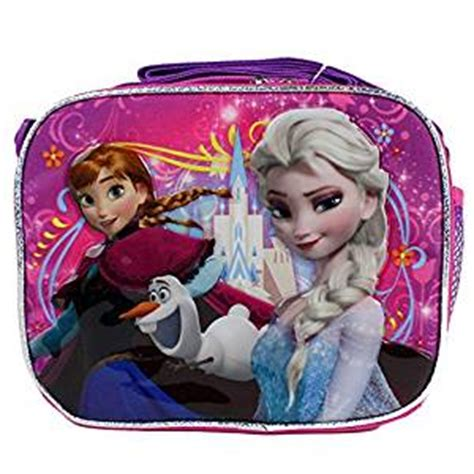 Lf 9914 Elsa Top disney frozen princess elsa olaf lunch box licensed product in home kitchen