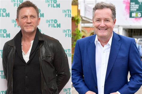 piers morgan daniel craig piers morgan dad shames daniel craig for wearing a baby