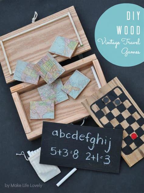 diy wooden games diy vintage wood travel games 200 home depot gift card