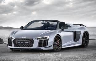 Audi Spider Next Audi R8 Gt Spyder Rendered Way Ahead Of Time