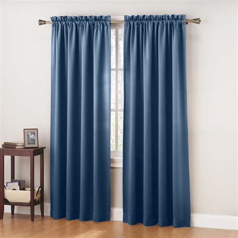 Colormate Curtains Colormate Jillian Room Darkening Window Curtain Panel
