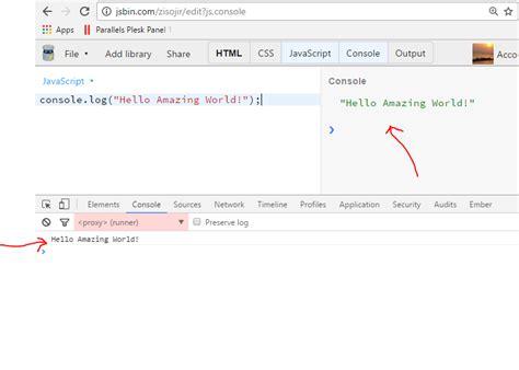 Javascript Proxy Pattern | javascript ninja putting a hole in console log using