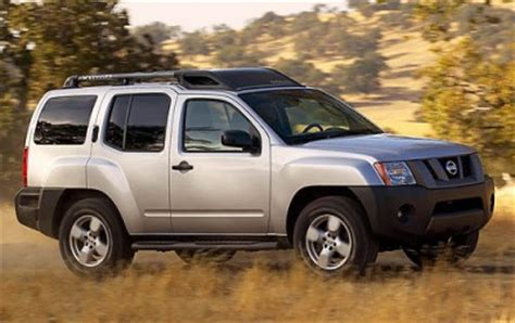 used 2008 nissan xterra suv review & ratings | edmunds