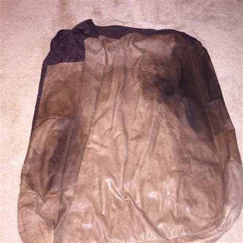 Stain On Leather by Cat Urine Stain On Nubuck Leather
