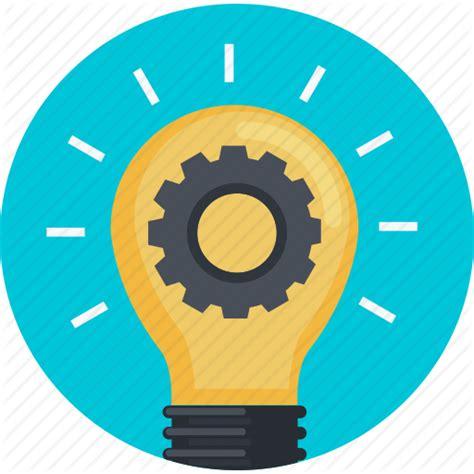Development, flat design, hardware, innovation, round icon
