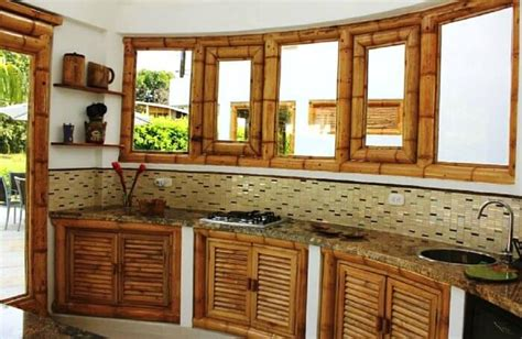 bamboo kitchen design bamboo furniture nifty homestead