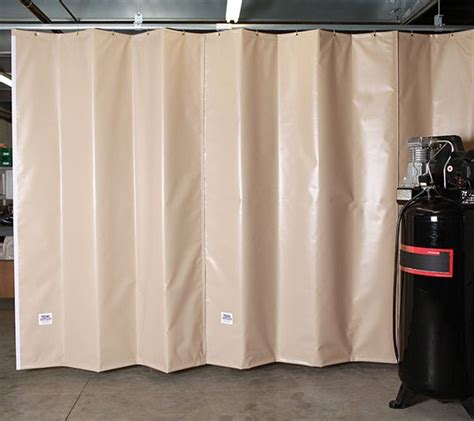 Noise Curtains Industrial Industrial Sound Dening Curtains How To Reduce Industrial Noise With Sound Absorbing Curtains