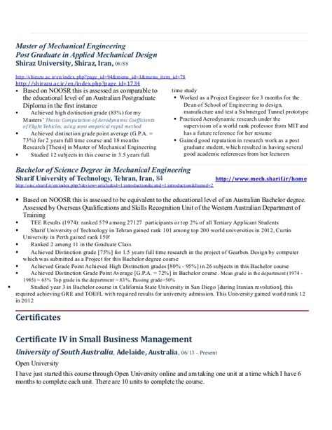 resume sles for experienced mechanical engineers tips for hiring a professional resume writer us news