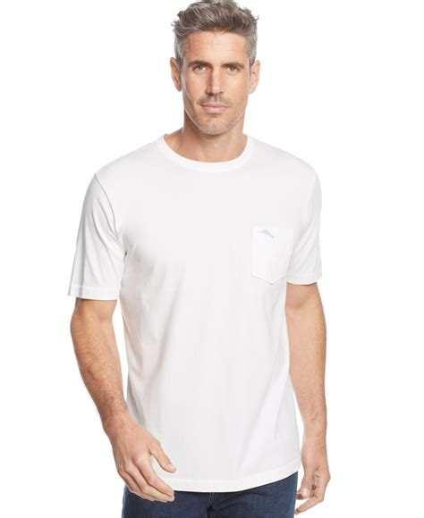 Kaos T Shirt Brazzer 0 1 White bahama s bali sky t shirt in white for lyst