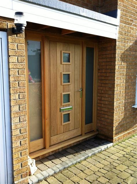 Acorn Joinery Kitchens Latest Project New Front Doors New Front Door