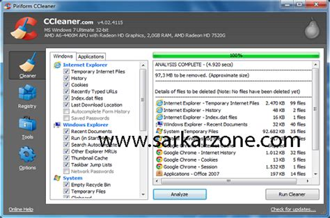 ccleaner latest update free download ccleaner 4 06 4324 final update pak softzone