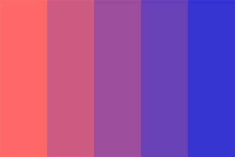 sunset color palette never quite the cherry sunset color palette