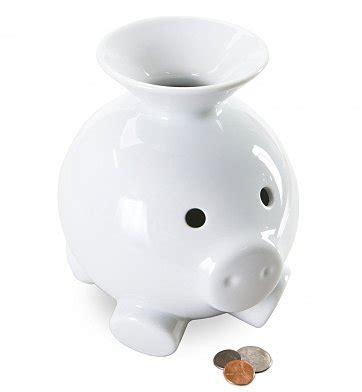 coink piggy bank coink funnel top piggy bank home decor uniquely designed