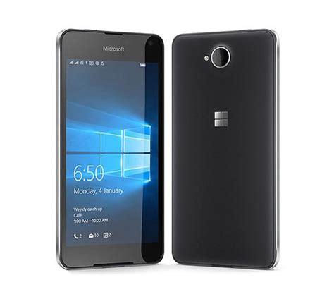 Microsoft Lumia Windows Phone microsoft lumia 650 windows phone black silver