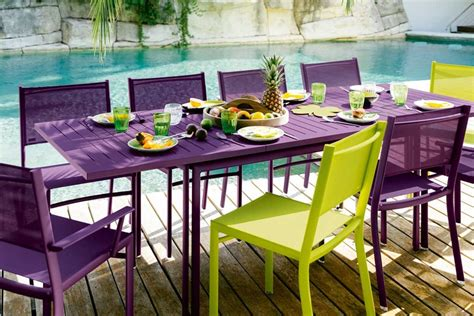 Patio Table That Seats 10 Extending Outdoor Dining Table Seats 10 Jardin